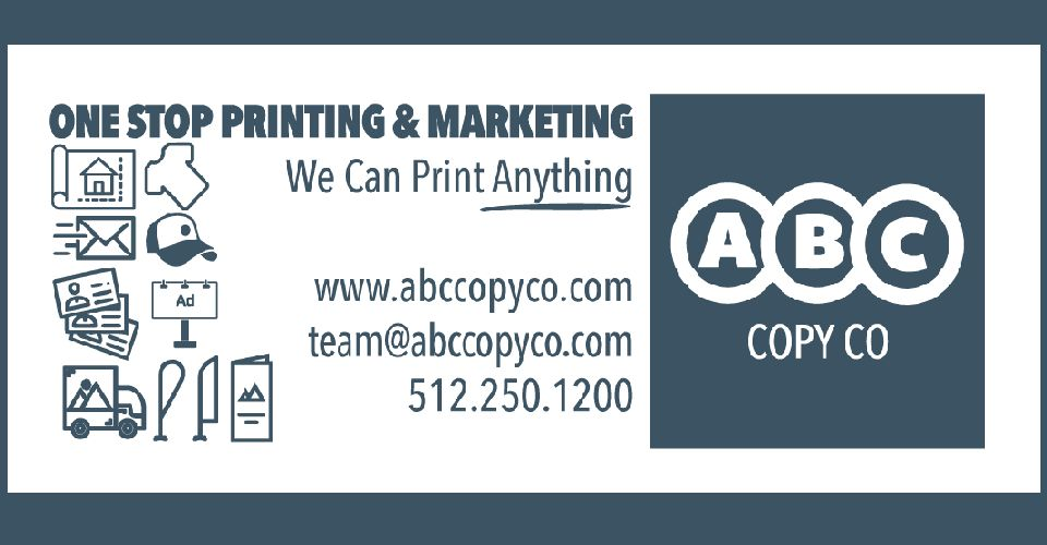 ABC Printing Co - Our Sponsors